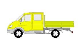 грузовик хуторянин Стоковое Фото