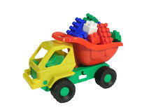 грузовик Стоковое Фото