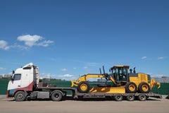 грузовик Стоковая Фотография