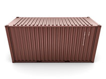 грузовой контейнер перевода 3D бесплатная иллюстрация