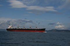грузовой корабль балласта Стоковое Фото