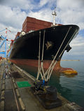 грузовой корабль Стоковые Изображения