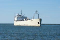 Грузовой корабль насыпного груза Стоковое Фото
