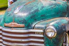 Грузовой пикап 1950 Шевроле 3100 Стоковое Фото