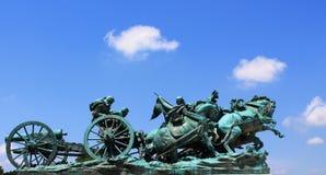 Группа артиллерии Стоковая Фотография