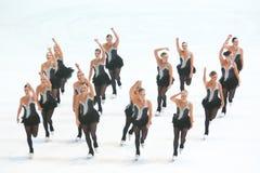 Группа бумеранга команды Стоковые Фото