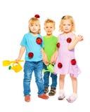 Подготавливайте для маленьких ребеят весны Стоковая Фотография