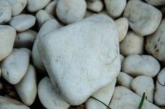 Группа в составе белые камни стоковые фотографии rf