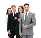 Группа в составе бизнесмены на рабочем месте стоковые изображения