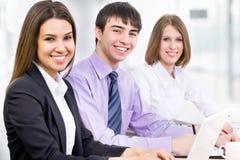 Группа в составе бизнесмены Стоковое Изображение