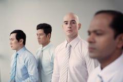 Группа в составе бизнесмены Стоковая Фотография