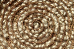 Группа в составе гнезди коконов silk глиста Стоковые Фото