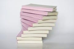 Группа в составе книги пустой крышки малые Стоковые Фото