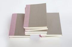 Группа в составе книги пустой крышки малые Стоковые Изображения RF