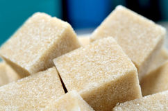 Группа в составе кубы сахара стоковые фотографии rf