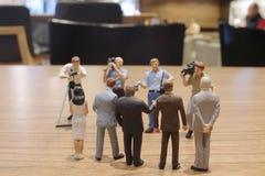 группа в составе отметка фильма диаграммы игрушки Стоковая Фотография