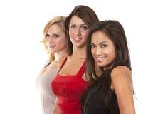Группа в составе первоклассные женщины Стоковые Изображения RF