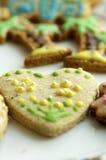 Группа в составе пирожные и печенья Стоковые Фото