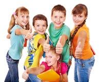 Группа в составе предназначенные для подростков люди. Стоковое Изображение RF