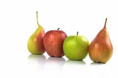 Группа в составе плодоовощи Стоковое Изображение RF
