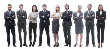 Группа в составе разнообразные люди изолированные над белой предпосылкой стоковые фотографии rf