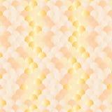 Группа в составе различное яичко и золотая предпосылка яичка Стоковые Изображения