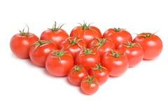 Группа в составе tomatoes-13 Стоковое Изображение