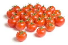 Группа в составе tomatoes-5 Стоковая Фотография