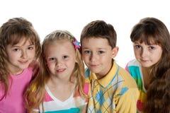 группа детей Стоковое Изображение
