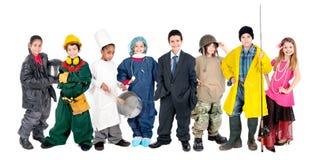 Группа детей Стоковые Изображения