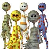 группа мальчика Стоковые Изображения
