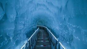 Группа пещеры льда Yunqiushan стоковое фото