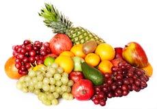 группа плодоовощ цвета Стоковые Фотографии RF
