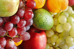 группа плодоовощ цвета Стоковые Фото