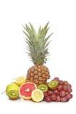 группа плодоовощ цвета Стоковое фото RF