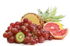 группа плодоовощ цвета Стоковое Изображение RF
