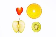 группа плодоовощ Стоковые Фотографии RF