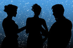 группа созвездия официально сверх Стоковая Фотография RF