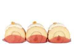 группа тортов Стоковая Фотография RF