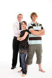 группа 3 Стоковая Фотография RF