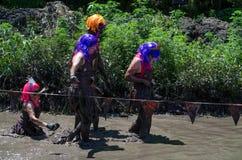 Группа princess грязи Стоковые Изображения