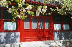 Группы китайского цветя crabapple Стоковая Фотография RF