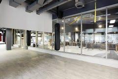 Груша в современном спортзале Стоковые Фото