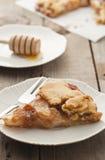 груша меда galette Стоковое Изображение RF