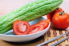Груша томата и бальзама Стоковое Изображение RF
