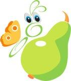 груша цвета 03 гусениц Стоковое Изображение RF