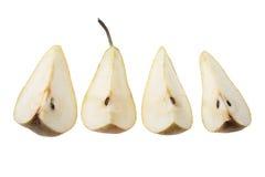 груша bosc beurre Стоковые Изображения RF