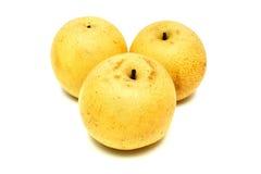 груша nashi Стоковые Изображения
