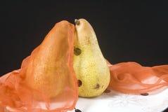 груши зрелые Стоковые Фотографии RF