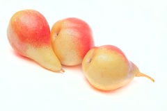 груши зрелые Стоковая Фотография RF